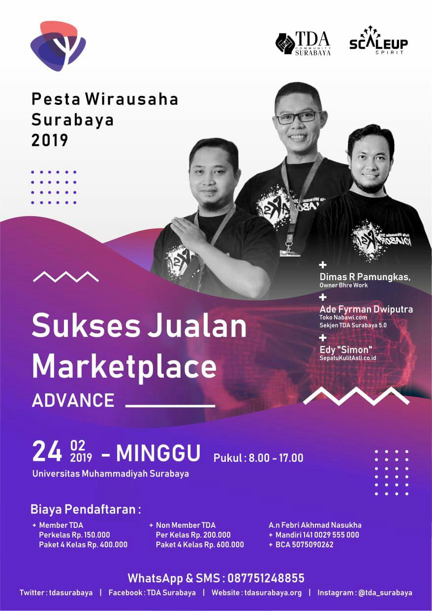 Pesta Wirausaha Surabaya 2019