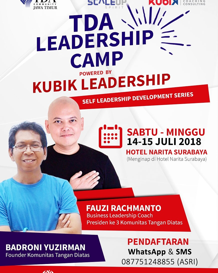 TDA Leadership Camp