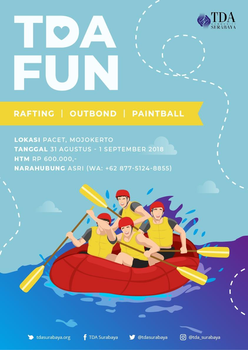 TDA Fun – Have Fun Together