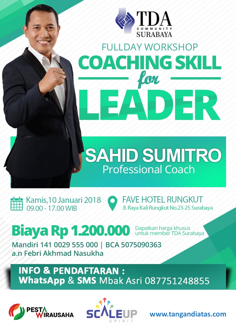 Coaching Skill For Leader