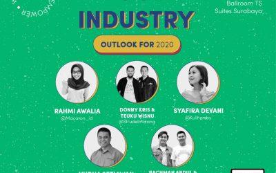 Pesta wirausaha jatim 2020 – Food Industry
