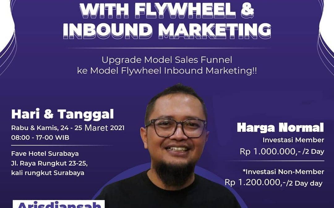 GROW YOUR BUSINESS WITH FLYWHEEL & INBOUND MARKETING