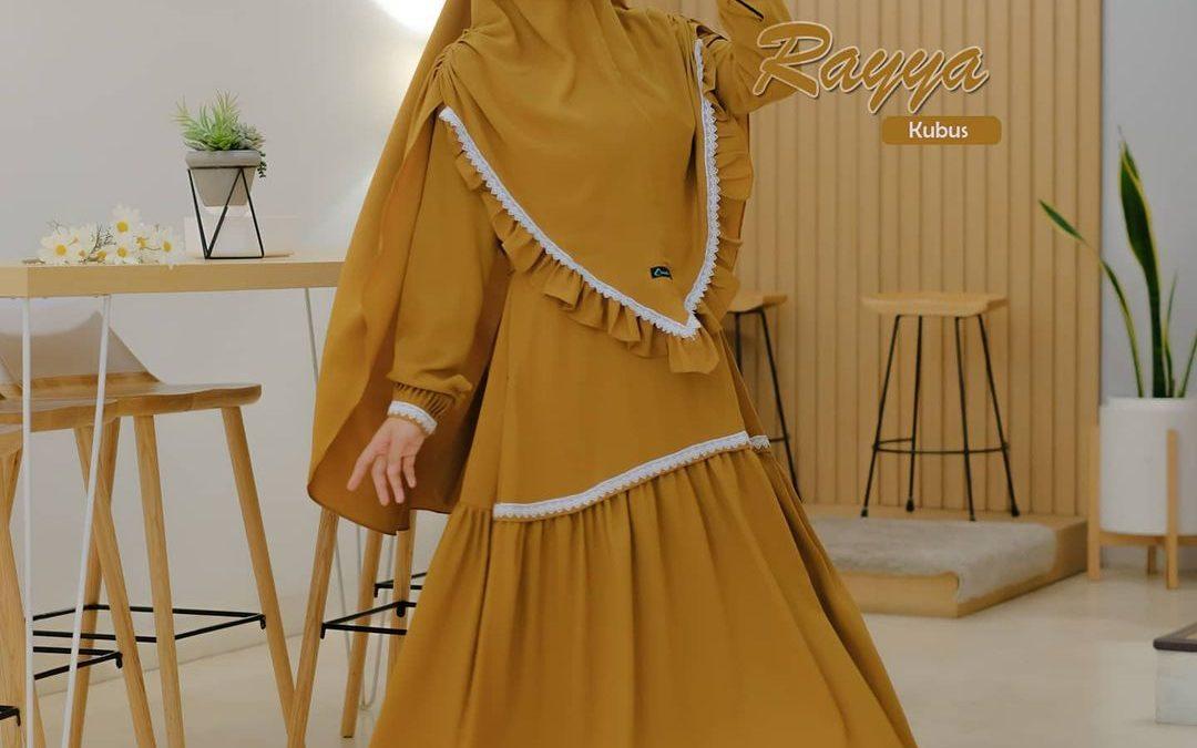 Meccadina gamis hijab