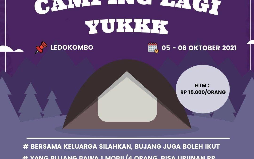 Camping Lagi Yukkkk